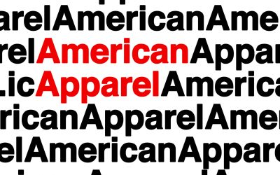 American Apparel no longer available in the UK
